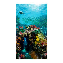 Beneath The Waves Digital Print Ocean Panel Scenic