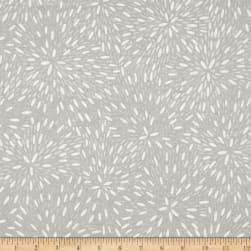 Sparkle & Fade Metallic Rice Burst Steel/Silver Fabric