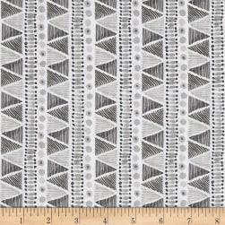 Flutter Stripe Grey