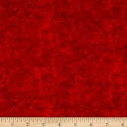 Believe In The Season Pine Needles Red Fabric