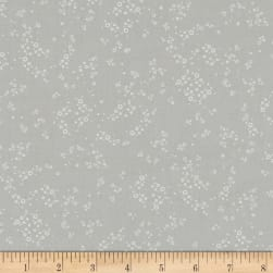 Sail Away Tonal Bubbles Light Gray