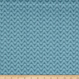 Dwell Studio Toulon Jacquard Peacock Fabric