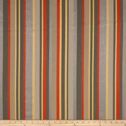 Richloom Indoor/Outdoor Olefin Kauai Graphite Fabric