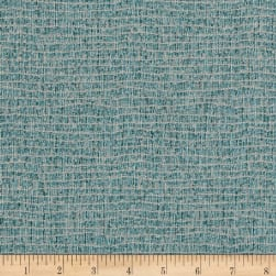 Golding by P Kaufmann Samson Basketweave Aqua Fabric