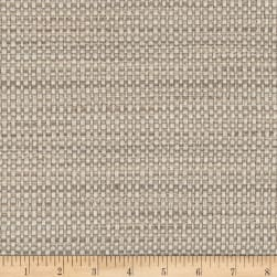 Golding by P Kaufmann Brisbane Basketweave Mist Fabric