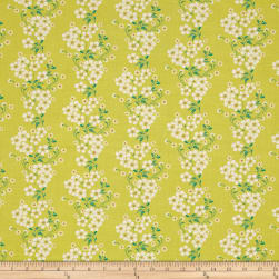 Sweet Florals Bouquet Citrus Fabric