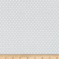 Bread & Butter Sprinkle Tossed Squares Cloud Fabric