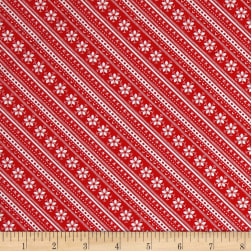 Bread & Butter Joy Stripe Red
