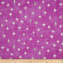 Dreamer Flying Birds Orchid Fabric