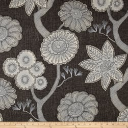 P/Kaufmann Gloss Chintz Onyx Fabric