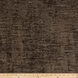 Ramtex Churchill Chenille Gunmetal Fabric