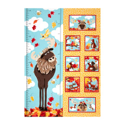 Susybee Bruce the Moose Growth Chart 29.5