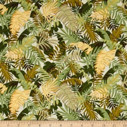 Moda Sunshine Tropical Ferns Ivory
