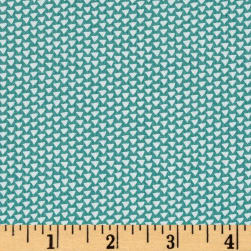 Moda Sunday Supper Napkins Teal