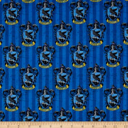 Harry Potter Digital Ravenclaw Multi Fabric