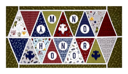 Riley Blake Boy Scouts Of America Scout On My Honor 24'' Panel Multi Fabric