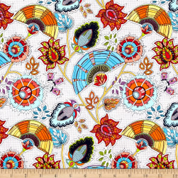 Riley Blake Sundance Main Gray Fabric