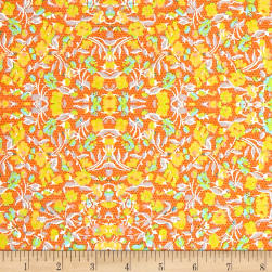 Riley Blake Sundance Floral Orange