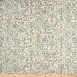 Lacefield Nomad Swedish Blue Pearlized Fabric