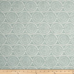 Lacefield Atlas Swedish Blue Danish Linen Fabric