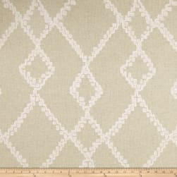 Lacefield Medina Chalk Basketweave Fabric