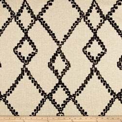 Lacefield Medina Granite Basketweave Fabric