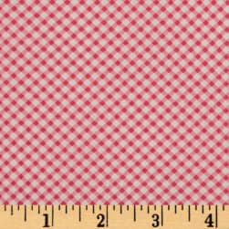 Moda Guernsey Gingham Bloom