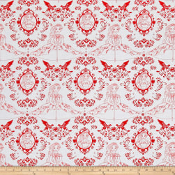 Disney Elena of Avalor Outline Ruby Fabric