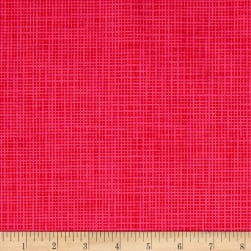 Heather Bailey Hello Love Get Back Red Fabric