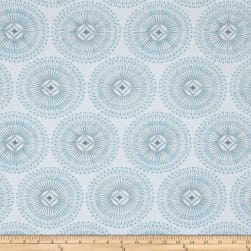 Dena Designs Winterland Sparkle White Fabric