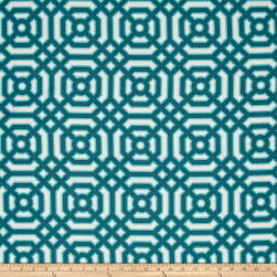 Joel Dewberry Modernist Ditto Peacock Fabric