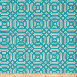 Joel Dewberry Modernist Ditto Turquoise Fabric