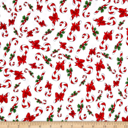 Loralie Designs Fairy Merry Christmas Candy Cane Crowd