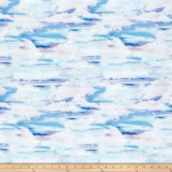 Kanvas Heaven Sent Heavenly Sky Multi Fabric