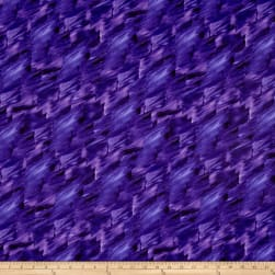 Kanvas Patio Splash Color Strokes Purple Fabric