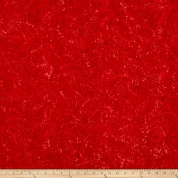 Colorama Batiks Plume Red