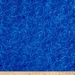 Colorama Batiks Plume Blue