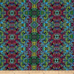 Kismet Dragonette Blue/Multi Fabric