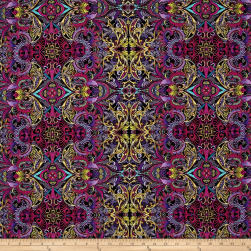 Kismet Dragonette Purple/Multi Fabric