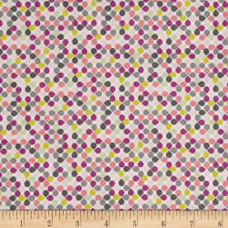 My Gray or the Highway Clever Clover Fabric