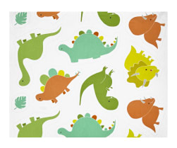 Dino-Mite Dino Plush Cut-Outs Fabric