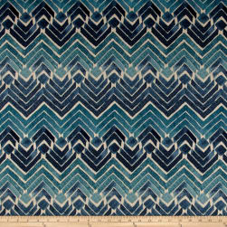 Kelly Ripa Home Zen Blend Indigo Fabric