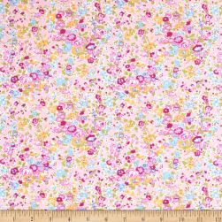 Flannel Alegra Pink Fabric