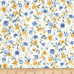 Flannel Sherri Ivory Fabric