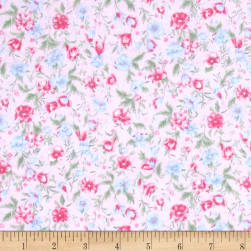 Flannel Sherry Pink Fabric