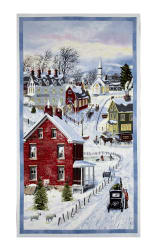 """After The Snow Large 24"""" Panel Multi"""