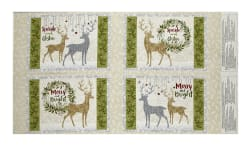 Holiday Meadow Placemat 24.5