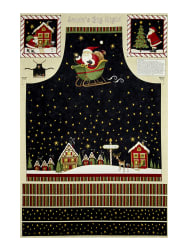 Santa's Big Night Apron 29