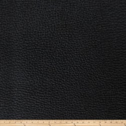 Fabricut Alloy Faux Leather Onyx Fabric