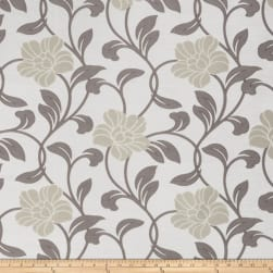 Fabricut Amarone Floral Faux Silk Willow Fabric